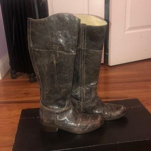 Steve Madden boots in great condition